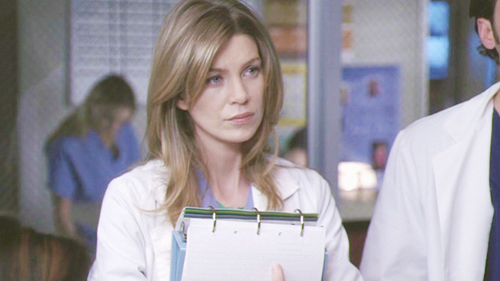 Meredith Grey Hintergrund possibly containing a portrait titled Meredith Grey