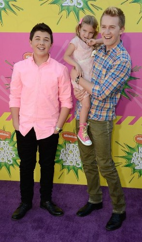 Mia Talerico- Kids' Choice Awards 2013