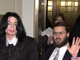 Michael And Former Advisor, Rabbi Schumley Boteach