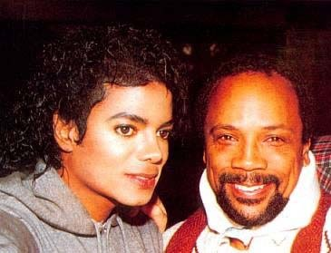 Michael And Quincy Jones