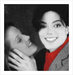 Michael in red - michael-jackson icon