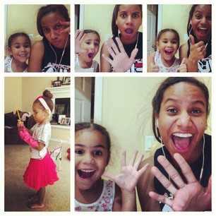 Michael nieces & nephews