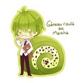 Midorima Shintarou - chibi photo