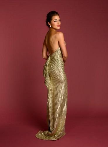 Miss Universe 2013 Olivia Culpo sejak Larry Busacca