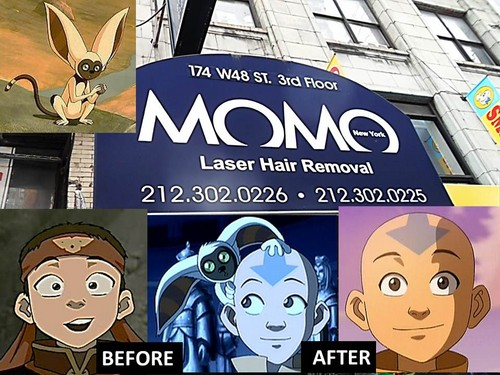 Momo sets up دکان in NYC