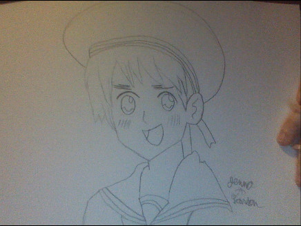 My Hetalia artwork