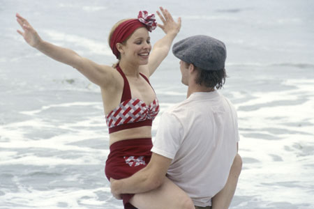 The Notebook wallpaper probably containing a bikini titled NB