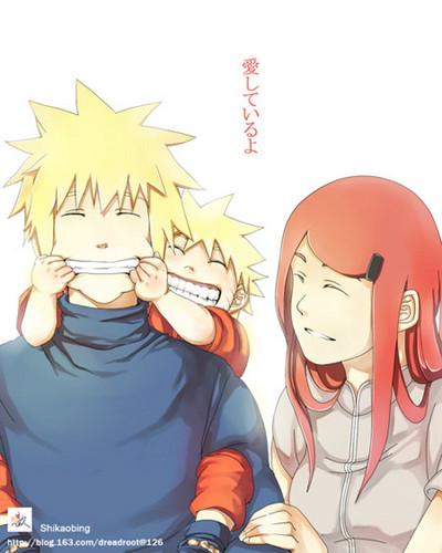 Namikaze family. ~