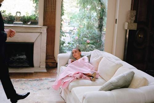 Natalie Portman as Miss Dior