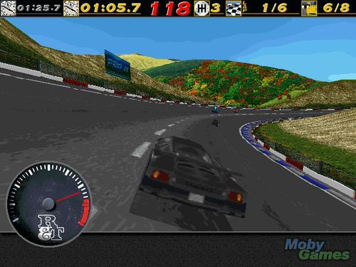 Need for Speed (1995) screenshot