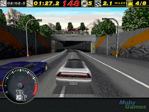 Need for Speed (1995) screenshot