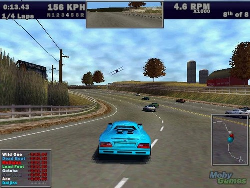 Need for Speed III: Hot Pursuit screenshot
