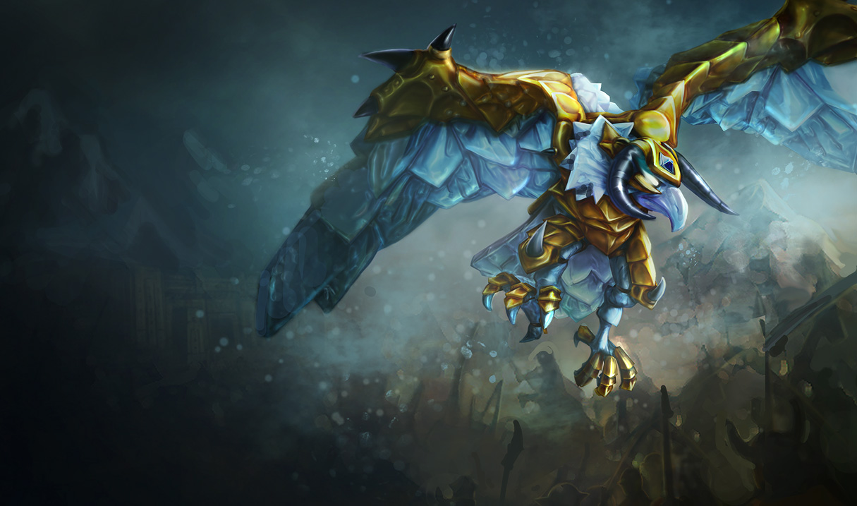 Noxus Hunter Anivia - League of Legends Photo (34093710 ...