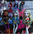 Omg love what clawdeena9's done  - monster-high photo