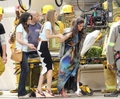 On Set - March 2nd - 90210 photo