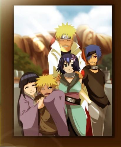 One happy family, agree?