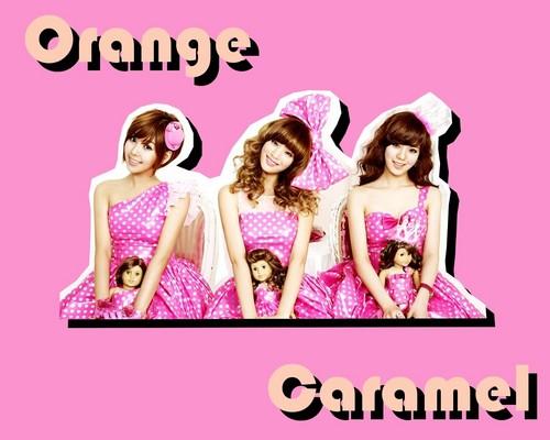trái cam, màu da cam caramel, kẹo caramel