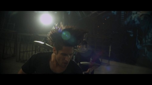 Papa Roach - Where Did The Angels Go {Music Video}