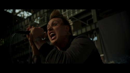 Papa Roach - Where Did The Ангелы Go {Music Video}