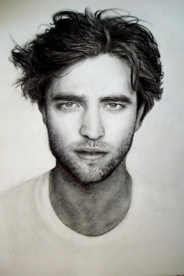Robert Pattinson images Pencil Drawings of Rob HD wallpaper and ... Robert Pattinson