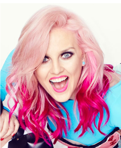 Perrie to the rescue!