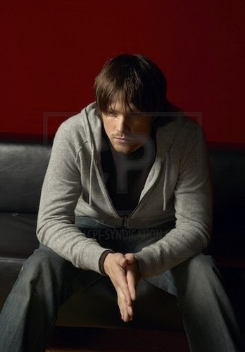 jared padalecki wallpaper containing a well dressed person entitled Photoshoot