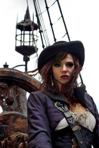 Pirate Regina!