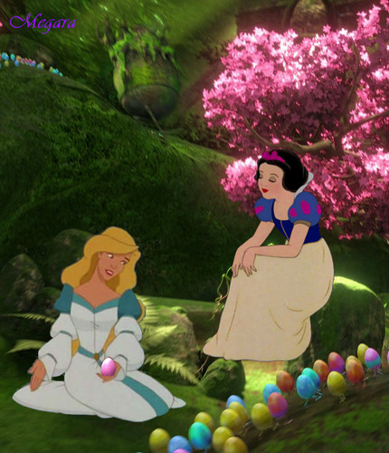 Princesses of Easter