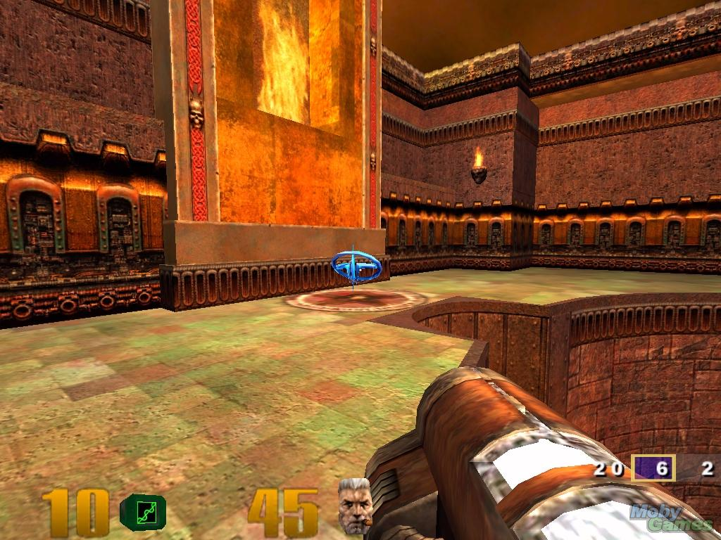 Multiplayer only focus would be more like quake 3