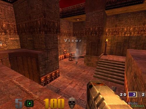 Quake III: Arena screenshot