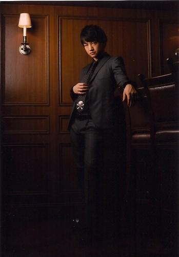 RMB: Takashi Nagayama as Toushiro