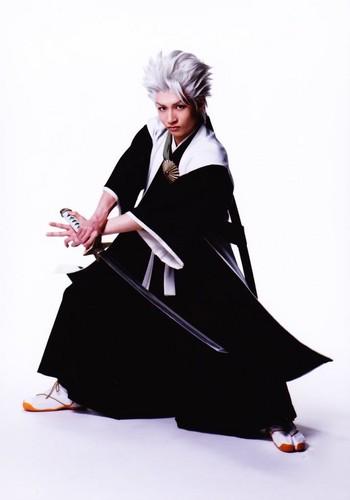 RMB: Yuya Kido as Toushiro