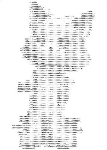 Random ASCII from http://eblog16.blogspot.com/2008/04/ascii-art.html