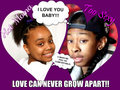 RayRay And JaDauna - ray-ray-mindless-behavior fan art