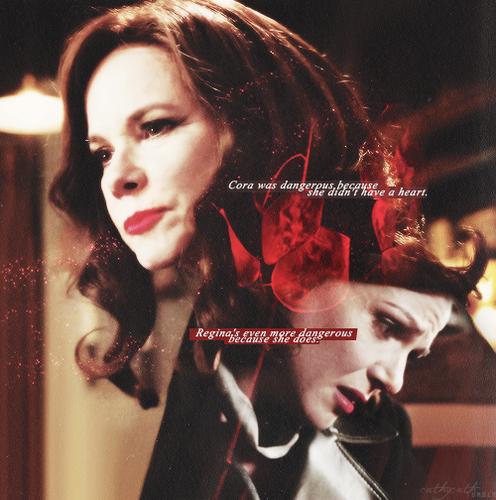 Regina & Cora