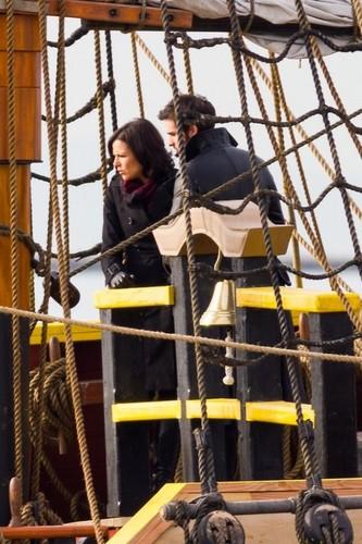 Regina & Hook