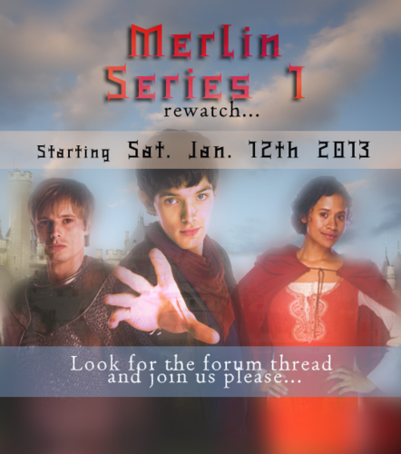 Rewatching Merlin 1 x 11 - The Labyrinth Of Gedref