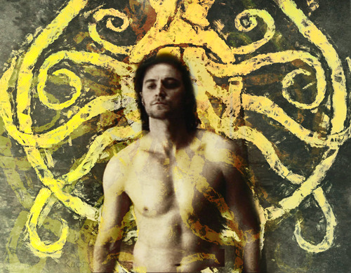 Richard Armitage Обои possibly containing skin entitled Richard | Victarion Greyjoy