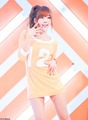 raina - orange-caramel photo