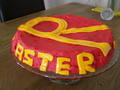 Robin young justice cake