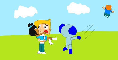 Robotboy Tommy and Lola Fanart