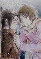 Rochu - hetalia-couples fan art