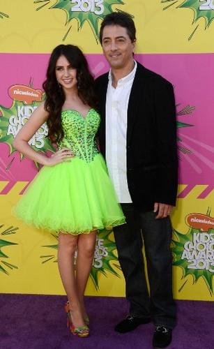 Ryan Newman-Kids' Choice Awards 2013