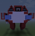 SC2 scv - minecraft photo