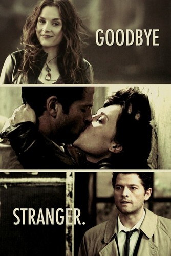 Castiel and Meg // Goodbye Stranger