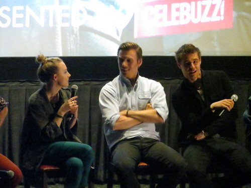 "Saoirse @ ""The Host"" Celebuzz Screening + Q&A"