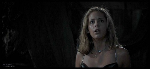 Sarah Michelle Gellar in ''I Know What wewe Did Last Summer'' (1997)