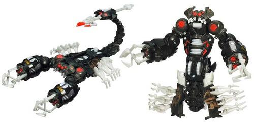 Scorponock Toy