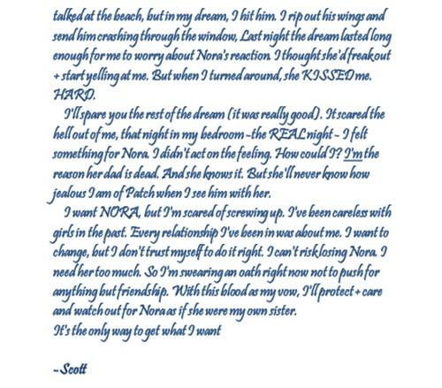 Scott's Diary Entry (2)