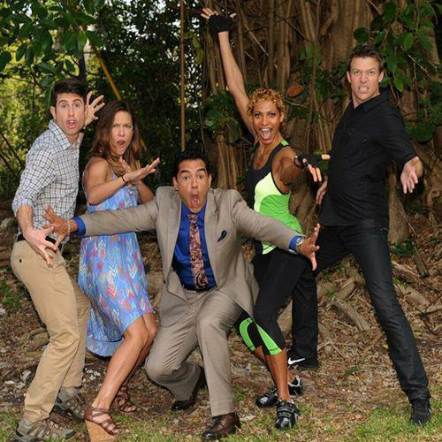 The Glades wallpaper titled Season 4 Behind The Scenes